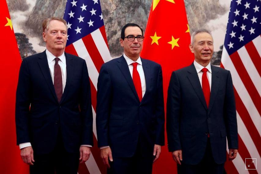 Mỹ tăng thuế từ 9/5, Trung Quốc tuyên bố sẵn sàng đáp trả