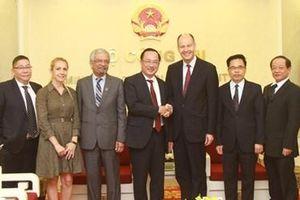 Việt Nam tiếp tục góp phần đảm bảo an ninh, an toàn trong khu vực và trên thế giới