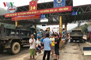 Vì sao trạm BOT Quốc lộ 6 Hòa Lạc - Hòa Bình bị phản đối?