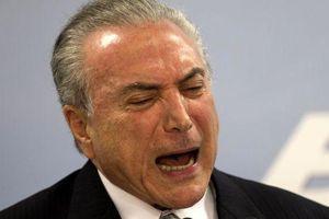 Brazil bắt cựu Tổng thống Michel Temer với cáo buộc tham nhũng