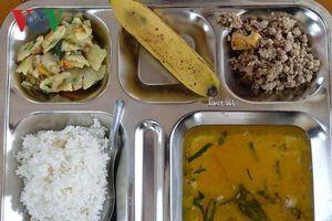 Nhiều trường học tại TP HCM chưa công khai thông tin nguồn thực phẩm