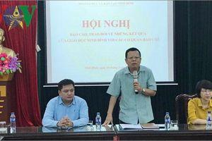 Thí sinh trường chuyên ở Ninh Bình trượt tốt nghiệp THPT vì bị 1 điểm
