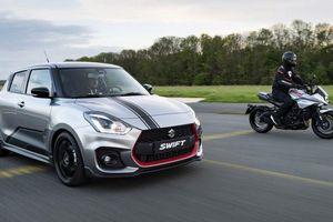 Ra mắt phiên bản giới hạn Suzuki Swift Sport Katana