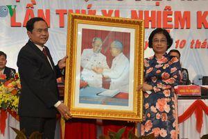 Bà Đặng Thị Kim Liên tiếp tục làm Chủ tịch Ủy ban Mặt trận Đà Nẵng