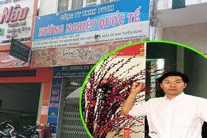 Bắt giám đốc công ty ở Đắk Lắk nhận hàng trăm triệu đồng lừa 'chạy' việc