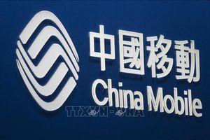 Mỹ 'đóng cửa' với công ty viễn thông lớn nhất thế giới China Mobile