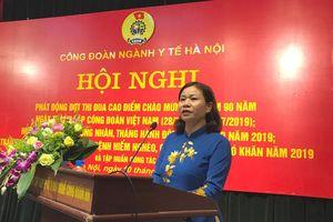 Phát động đợt thi đua cao điểm kỷ niệm 90 năm thành lập Công đoàn Việt Nam