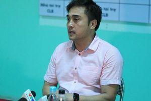 HLV trưởng CLB Thanh Hóa Nguyễn Đức Thắng: 'Bàn thắng mở tỷ số đã đập tan hứng khởi của CLB Hà Nội FC'