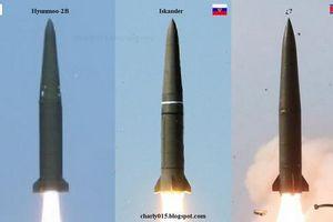 Bí mật tên lửa đạn đạo thế hệ mới của Triều Tiên đã nằm trong tay Hàn Quốc?