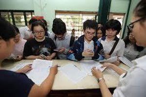 Hơn 650.000 thí sinh dự xét tuyển đại học