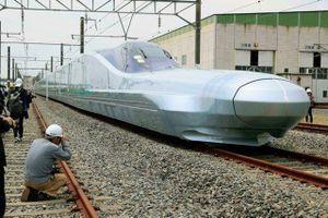 Nhật Bản thử nghiệm 'tàu viên đạn' vận tốc gần 400 km/h