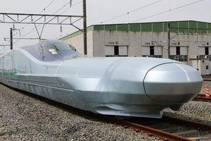 Nhật Bản thử tàu cao tốc nhanh nhất thế giới