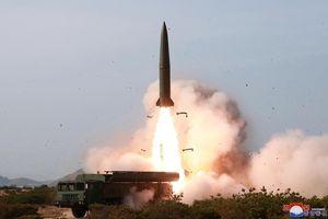 Tên lửa mới của Triều Tiên đủ sức 'bắt đầu cả cuộc chiến'