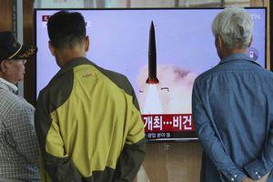 TT Trump: Tên lửa Triều Tiên bình thường, không 'phá vỡ lòng tin'