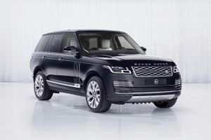 Range Rover chơi sang bằng phiên bản chỉ dành cho nhà du hành vũ trụ