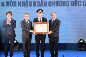 Thủ tướng trao Huân chương Độc lập hạng Nhì cho Đoàn Bay 919
