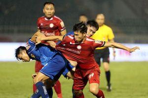 TP Hồ Chí Minh nới rộng khoảng cách với Hà Nội FC sau trận hòa Quảng Nam