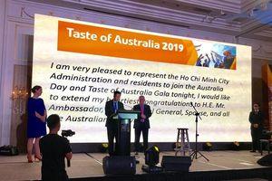 Hương vị Úc - Taste of Australia 2019