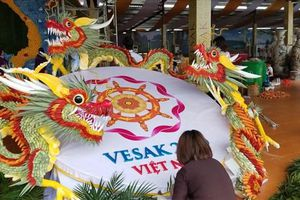 Hàng nghìn tình nguyện viên chung tay chuẩn bị cho Đại lễ Vesak 2019