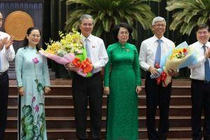 Trong tháng 6 sẽ bầu thêm phó chủ tịch UBND và HĐND TP còn khuyết