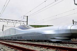 Nhật Bản chạy thử tàu cao tốc nhanh nhất thế giới 400 km/giờ