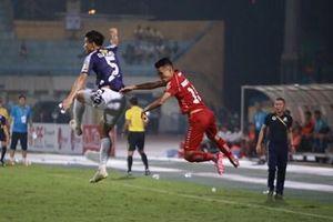 Hà Nội FC bất ngờ thua đậm trước Thanh Hóa