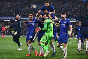 Premier League trên đỉnh châu Âu
