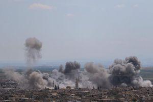 Nga không kích quy mô lớn ở Syria