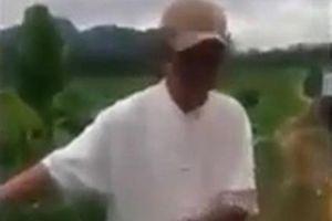 Vụ nghi vấn nguyên Chủ tịch xã 78 tuổi xâm hại bé gái 8 tuổi: Tạm giữ hình sự nghi phạm