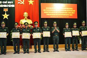 Sơ kết đợt thi đua cao điểm chào mừng 65 năm Chiến thắng Điện Biên Phủ