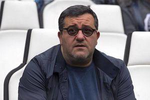 'Siêu cò' Mino Raiola bị FIFA cấm hoạt động 3 tháng