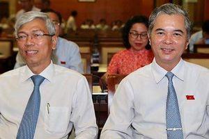 Ông Ngô Minh Châu và ông Võ Văn Hoan làm Phó chủ tịch UBND TPHCM