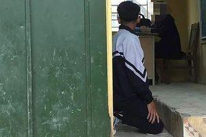 Bị tố bắt học sinh quỳ gối ngay trong lớp học: Cô giáo lên tiếng