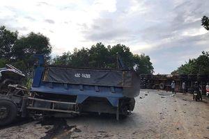 Tai nạn liên hoàn, đường tránh Nam Hải Vân ùn tắc