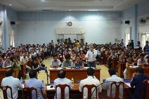 Nghìn người mua đất không sổ đỏ: Dân kéo đến ủy ban tỉnh 'cầu cứu'