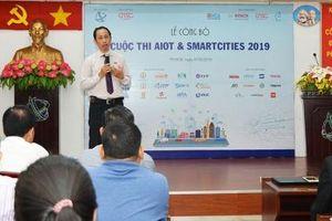 AIoT & Smart Cities 2019: Khơi nguồn ý tưởng khởi nghiệp đổi mới sáng tạo