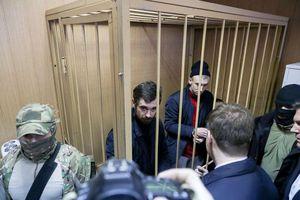 Ukraine tiếp tục hối thúc Nga trả tự do các thủy thủ