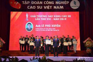 Tập đoàn Công nghiệp Cao su Việt Nam vinh danh thanh niên tiên tiến làm theo lời Bác