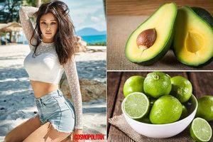 'Hoa hậu đẹp nhất Hàn Quốc' giảm béo nhờ quả 1000 đồng bán đầy ở Việt Nam
