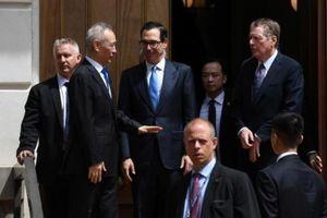 Đàm phán thương mại Mỹ-Trung: Còn 3 bất đồng chính