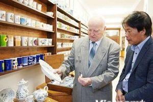 Tiềm năng hợp tác Việt-Séc trong phát triển ngành gốm sứ truyền thống