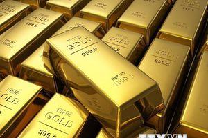Giá vàng thế giới kỳ hạn tăng phiên thứ 5 trong tuần qua