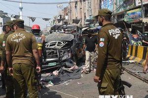Vụ tấn công ở Pakistan: Đấu súng tại khách sạn Pearl Continental