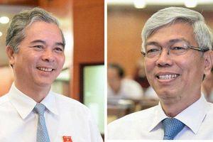 Chân dung 2 Phó Chủ tịch UBND TP.HCM vừa nhậm chức