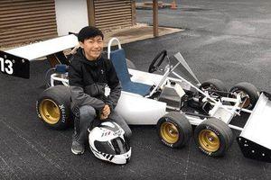 'Xe đua F1' 6 bánh do cậu bé 13 tuổi chế tạo có gì hay?