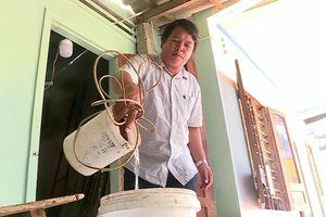 Người dân xã An Bình thiếu nước sinh hoạt trầm trọng
