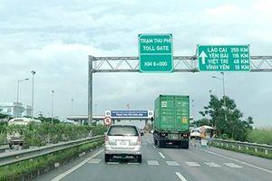 Tốc độ tối đa cho phép chạy trên cao tốc là bao nhiêu?