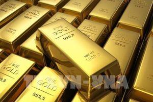 Giá vàng thế giới đi lên khi nhờ 2 phiên giao dịch cuối tuần