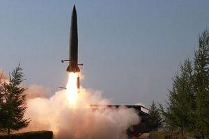Triều Tiên tiếp tục bắn tên lửa tầm xa