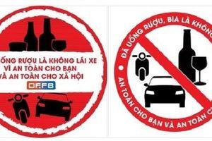Hơn 5000 người sẽ đi bộ kêu gọi hành động 'Đã uống rượu bia – Không lái xe'